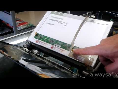 Laptop white screen repair acer