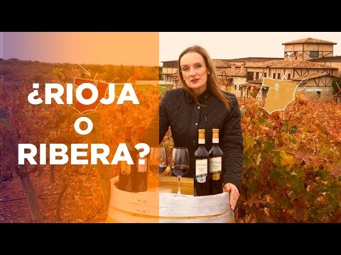 Cinco claves para distinguir un Rioja de un Ribera del Duero