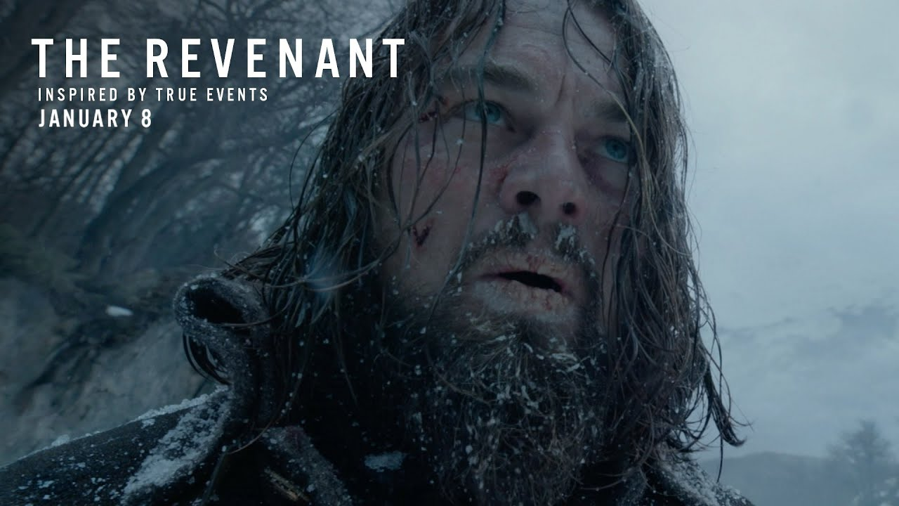 The Revenant - Screenwriting