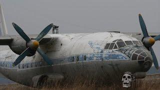 Abandoned Super Jumbo Jets