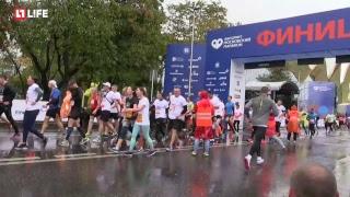 Московский марафон-2018