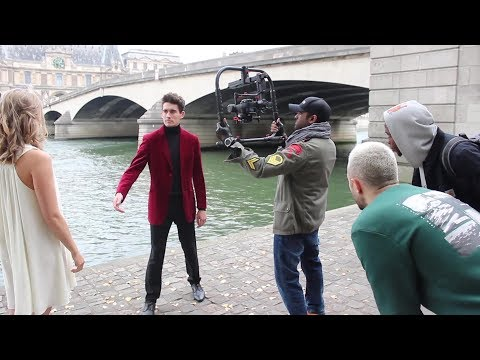 Making of - les temps d'aimer LANCEL