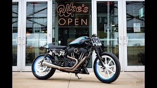 Sportster Brewtown Throwdown Harley Davidson 1