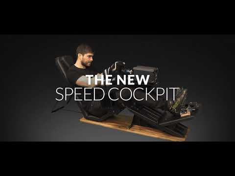 Speed Cockpit – All in one Chair-GadgetAny