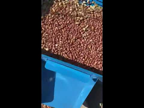 Groundnut Decorticator With Grader