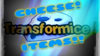 Transformice: HOW to get FREE CHEESE and ITEMS! [Works in 2018]