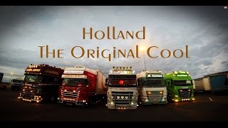 Trucking In Style: Holland. The Original Cool
