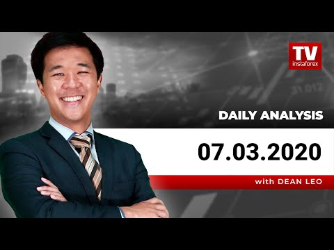 Instaforex Daily Analysis - 3rd July 2020