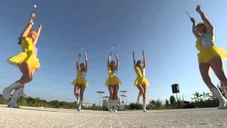 Special dance choreography feat. drummer Matej Hrozan