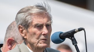 video: Paul Farnes, last Battle of Britain fighter pilot ace, dies aged 101