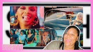 Mulatto - B*tch From Da Souf (Remix) Ft. Saweetie & Trina Official Music Video (Reaction)