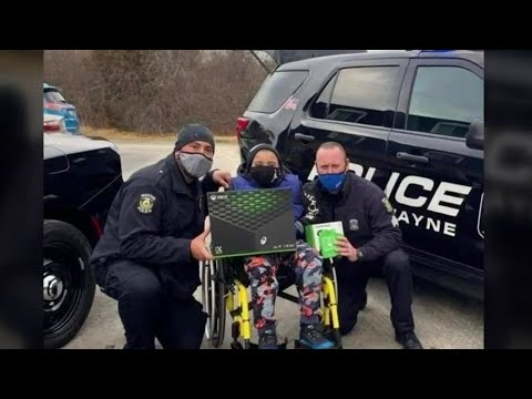 Officers raise money to get Ann Arbor boy who survived terrible crash wheelchair accessible vehicle