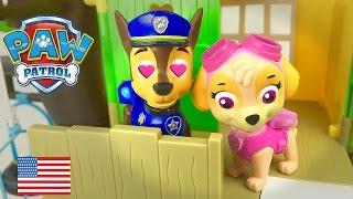 paw patrol chase loves skye full episode - TH-Clip