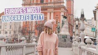 Ljubljana|EuropesMostUnderratedCity!SloveniaVlog