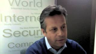 Carlos Moreira presentation on Cybersecurity objectives for the World Economic Forum 2015 in Davos