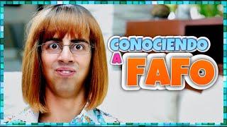 Daniel El Travieso - Conociendo A Fafo, El Novio De Chapi.