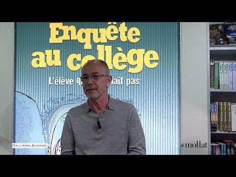 Jean-Philippe Arrou-Vignod - Enquête au collège. Volume 8, L'élève qui n'existait pas