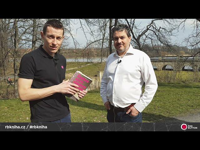 Red Button Kniha Měsíce - květen 2021