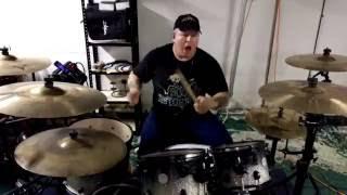 Breakdown (Drum Cover) - Tantric