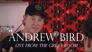 Andrew Bird's Live From The Great Room feat. Tim Heidecker