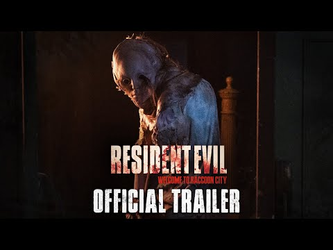 RESIDENT EVIL: WELCOME TO RACCOON CITY - Official Trailer (HD)   In Theaters Nov 24