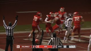 Highlights NFA 27, Killingly 21