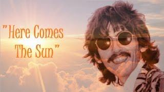 """Here Comes The Sun"" (Lyrics) ❤ GEORGE HARRISON ॐ Live In Japan"