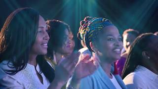 Innocent Mumba-Supernatural (In His presence live) Official video