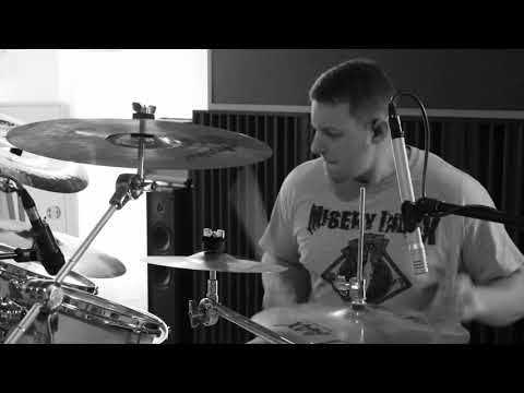 Crawall - Crawall - EP 2020 Drums Tracking