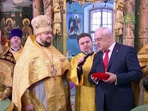 Церковь благовещенск горького