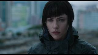 GHOST IN THE SHELL Official Trailer with Scarlett Johansson Greeting