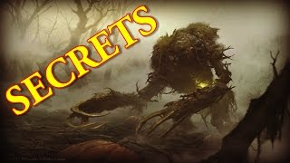 Dungeons and Dragons Lore: Shambling Mound Secrets