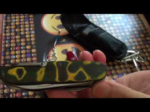 Mein Schweizer Taschenmesser §42a  Victorinox