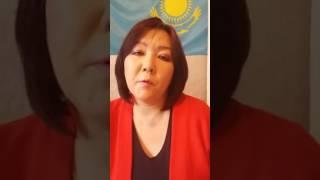 Преследования Министра Мухамедиулы заставили девушку бежать из Казахстана