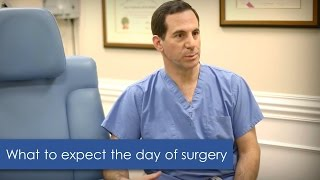What To Expect On the Day of Facial Plastic Surgery by Dr. Ross Clevens