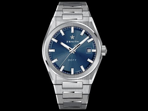 PAID WATCH REVIEWS – Would I buy a Zenith wrist watch ?