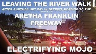 Rev. C. L. Franklin and Electrifying Mojo On Aretha Franklin. The Reigning Queen Of Soul