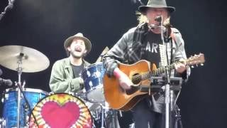Neil Young + Promise of the Real - Out on the Weekend (Live @ Roskilde Festival, July 1st, 2016)