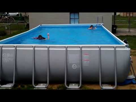 Pool - Intex Ultra Frame 32x16 (52