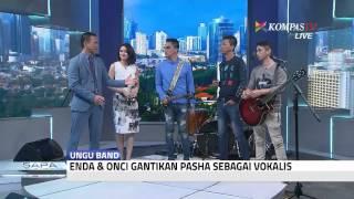 Gambar cover Grup Band Ungu Tampil Dengan Formasi Baru