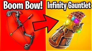 RANKING EVERY *SPECIAL* WEAPON IN FORTNITE FROM WORST TO BEST!
