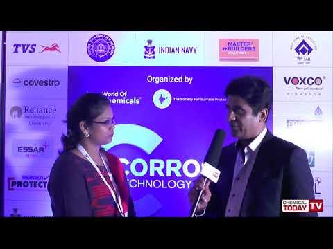 Ishan Raveshia, VOXCO Pigments - Corrosion Technology Forum 2018