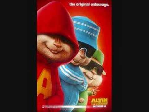 Alvin and the Chipmunks - Nickelback Rockstar