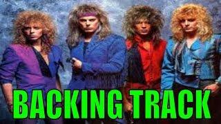 Jam-Along Guitar Backing Track   Dokken   Don't Lie To Me