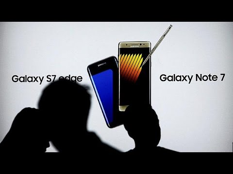 Samsung to fire sell refurbished Galaxy Note 7's