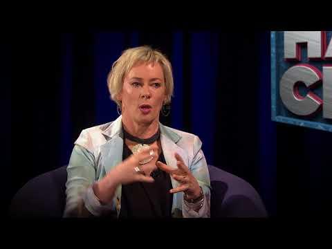 Amanda Keller -Chat with Tom Gleeson