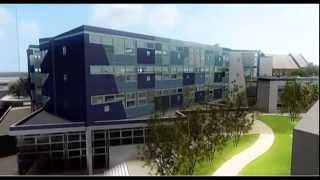 preview picture of video 'Virtual Fly-over of The City of London Academy (Southwark)'