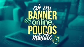 Como fazer Banner no Photoshop Online