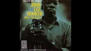 John Lee Hooker - Gonna Use My Rod