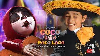Poco Loco Con Mariachi (Disney Coco)
